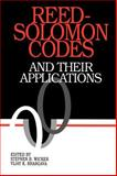 Reed-Solomon Codes and Their Applications, , 0780353919