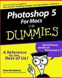 Photoshop 5 for Macs for Dummies®, Deke McClelland, 076450391X