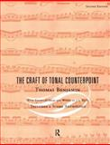 The Craft of Tonal Counterpoint, Thomas Benjamin, 0415943914