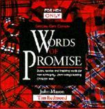 Words of Promise, John L. Mason and Tim Redmond, 0884193926