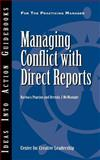 Managing Conflict with Direct Reports, Barbara Popejoy and Brenda McManigle, 1932973923