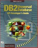 DB2 Universal Database and API Developer's Guide, Sanders, Roger, 0071353925