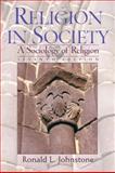 Religion in Society 9780131113923
