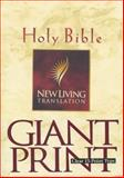 Giant Print NLT, New Living Trans, 0842333924