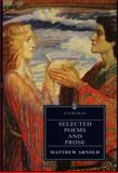 Selected Poems and Prose, Arnold, Matthew, 046087392X