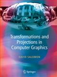 Transformations and Projections in Computer Graphics, Salomon, David, 1846283922