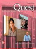 Quest 1 : Listening and Speaking, Blass, Laurie and Hartmann, Pamela, 0073533920