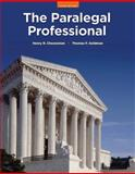 The Paralegal Professional, Goldman, Thomas F. and Cheeseman, Henry R., 0135063922