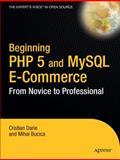 PHP 5 and MySQL e-Commerce, Darie, Cristian and Bucica, Mihai, 1590593928