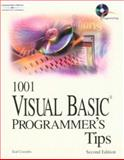1001 Visual Basic Programmer's Tips, Coombs, Ted, 1884133932