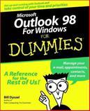 Microsoft Outlook 98 for Windows for Dummies, Bill Dyszel, 0764503936