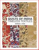 Quilts of India, Patrick J. Finn, 9381523932