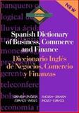 Diccionario Ingles de Negocios, Comercio y Finanzas, , 0415093937