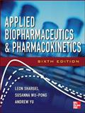 Applied Biopharmaceutics and Pharmacokinetics 6th Edition