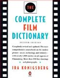 Complete Film Dictionary, Ira Konigsberg, 0140513930