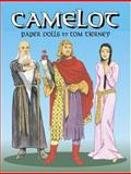 Camelot Paper Dolls, Tom Tierney, 048642393X