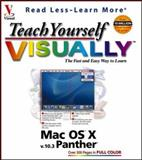 Teach Yourself Visually Mac Os X Panther, Maran Graphics Staff and Kelleigh Johnson, 0764543938