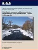 Water-Quality Assessment and Macroinvertebrate Data for the Upper Yampa River Watershed, Colorado, 1975 Through 2009, Nancy Bauch and Jennifer Moore, 1500163937