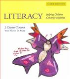 Literacy : Helping Children Construct Meaning, Cooper, J. David, 0618473939