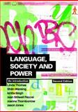 Language, Society, and Power, Thomas, Linda and Jones, Jason, 041530394X