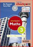 Cambridge Checkpoint Maths Teacher's Resource Book 3, Ric Pimentel and Terry Wall, 1444143948