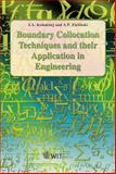 Boundary Collocation Techniques and their Application in Engineering, Kolodziej and Zielinski, 1845643941