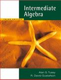 Intermediate Algebra, Tussy, Alan S. and Gustafson, R. David, 0534493947