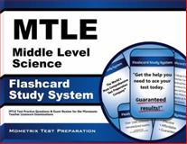 Mtle Middle Level Science Flashcard Study System : MTLE Test Practice Questions and Exam Review for the Minnesota Teacher Licensure Examinations, MTLE Exam Secrets Test Prep Team, 1630943940