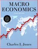 Macroeconomics, Jones, Charles I., 0393123944
