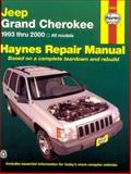 Jeep Grand Cherokee, 1993-2000, Warren, Larry and Haynes, J. H., 1563923947