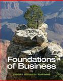 Foundations of Business, Hughes, Robert and Kapoor, Jack, 1285193946