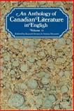 An Anthology of Canadian Literature in English, , 0195403940