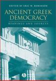 Ancient Greek Democracy : Readings and Sources, , 0631233946