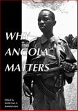 Why Angola Matters, Lewis, Joanna, 0852553943