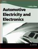 Automotive Electricity and Electronics, Santini, Al, 1401813941