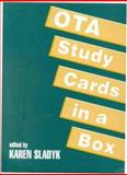 OTA Study Cards in a Box, Sladyk, Karen, 1556423942