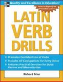 Latin Verb Drills, Richard Prior, 0071453954