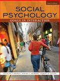 Social Psychology : Goals in Interaction, Kenrick, Douglas T. and Neuberg, Steven L., 0205493955