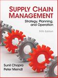 Supply Chain Management, Chopra, Sunil and Meindl, Peter, 0132743957