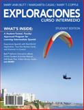 Exploraciones Curso Intermedio, Mary Ann Blitt and Margarita Casas, 1285193954