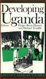 Developing Uganda, Twaddle, Michael, 0852553951