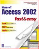 Microsoft Access 2002, Wempen, Faithe, 0761533958