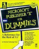 Microsoft Publisher 98 for Dummies, Jim McCarter and Barrie Sosinsky, 0764503952