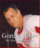 Gordie Howe, Gordie Howe and Frank Condron, 1552093956