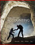 Survey of Accounting with Connect Plus, Edmonds, Thomas and Olds, Philip, 0077503953
