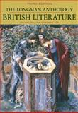 The Longman Anthology of British Literature Vol. 2B : The Victorian Age, Damrosch, David and Henderson, Heather, 0321333950