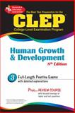 Human Growth and Development : The Best Test Preparation, Heindel, Patricia and Research and Education Association Staff, 0738603953