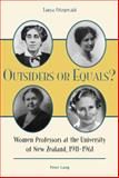 Outsiders or Equals? : Women Professors at the University of New Zealand, 1911-1961, Fitzgerald, Tanya, 303911395X