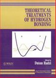 Theoretical Treatments of Hydrogen Bonding, Hadzi, Dusan, 0471973955