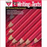 Common Core Practice Writing to Texts Grade 4, Newmark Learning, LLC, 1478803959